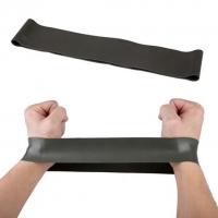 Резинка для фитнеса черная