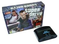 Sega Super Drive GTA (55-in-1) Black