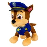 игрушка Щенячий патруль мягкая с паетками
