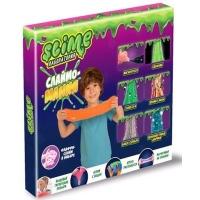 """Игрушка ТМ """"Slime"""" Большой набор для мальчиков """"Лаборатория"""", 300 гр."""