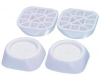 Антивибрационные подставки для стиральной машины (4 штуки)