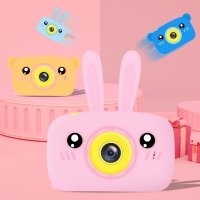 Детская фотокамера Children's Fun Camera Зайка, Мишка
