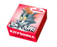 Tom and Jerry конфеты жевательные со вкусом Клубника