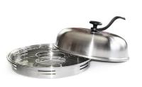 Сковорода гриль-газ D520