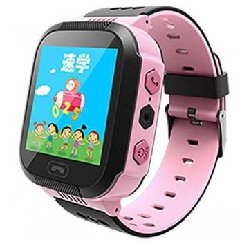детские часы с GPS q528
