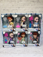 Кукла Холодное Сердце + аксессуары BX666