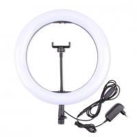 Кольцевая лампа на штативе 36 см