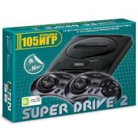 Sega Super Drive 2 Classic (105-in-1) Green.
